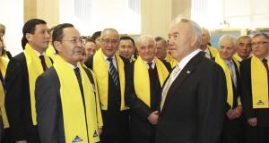 визит президента