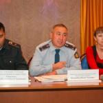 Встреча студентов КарГТУ c сотрудниками правоохранительных органов