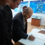 Доктор технических наук Иошинори Ивасаки, генеральный директор крупнейшего японского научного института г. Осака
