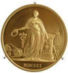 Золотая медаль SPI