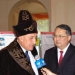 Посол Словакии Душан Подгорски