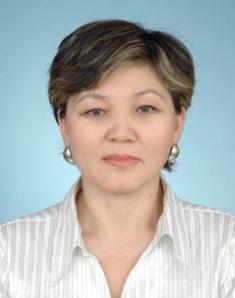 Самашова Г
