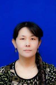 Тунгышбаева Айнаш Тагайбековна, ст. преподаватель