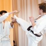 Они соревновались в различных дисциплинах, таких как дефилирование, военно-спортивная подготовка, эрудиция, талант.