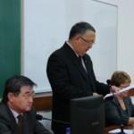 Встреча с редактором газеты Егемен Қазақстан