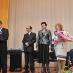 торжественное собрание к 20-летию РК