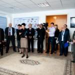 Визит коллектива КарГТУ в КРУ (Астана)