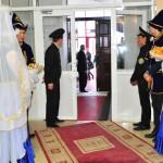 Визит посла Украины