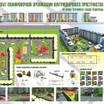 Дизайн проект планировочной организации внутридворового пространства  Выполнила: Рукшенели Е.Ю. Руководитель: Маштакова Е.К.