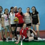 Итоги соревнований по волейболу среди девушек
