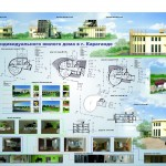 Дизайн проект индивидуального жилого дома г.Караганде