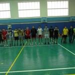 Итоги соревнований по волейболу среди юношей
