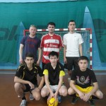 Итоги соревнований по мини-футболу