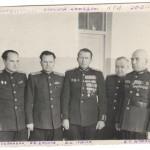 Военная кафедра 1957