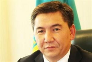 Аслан Саринжипов Министр