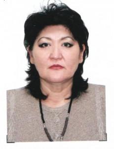 Жолдыбаева Г С