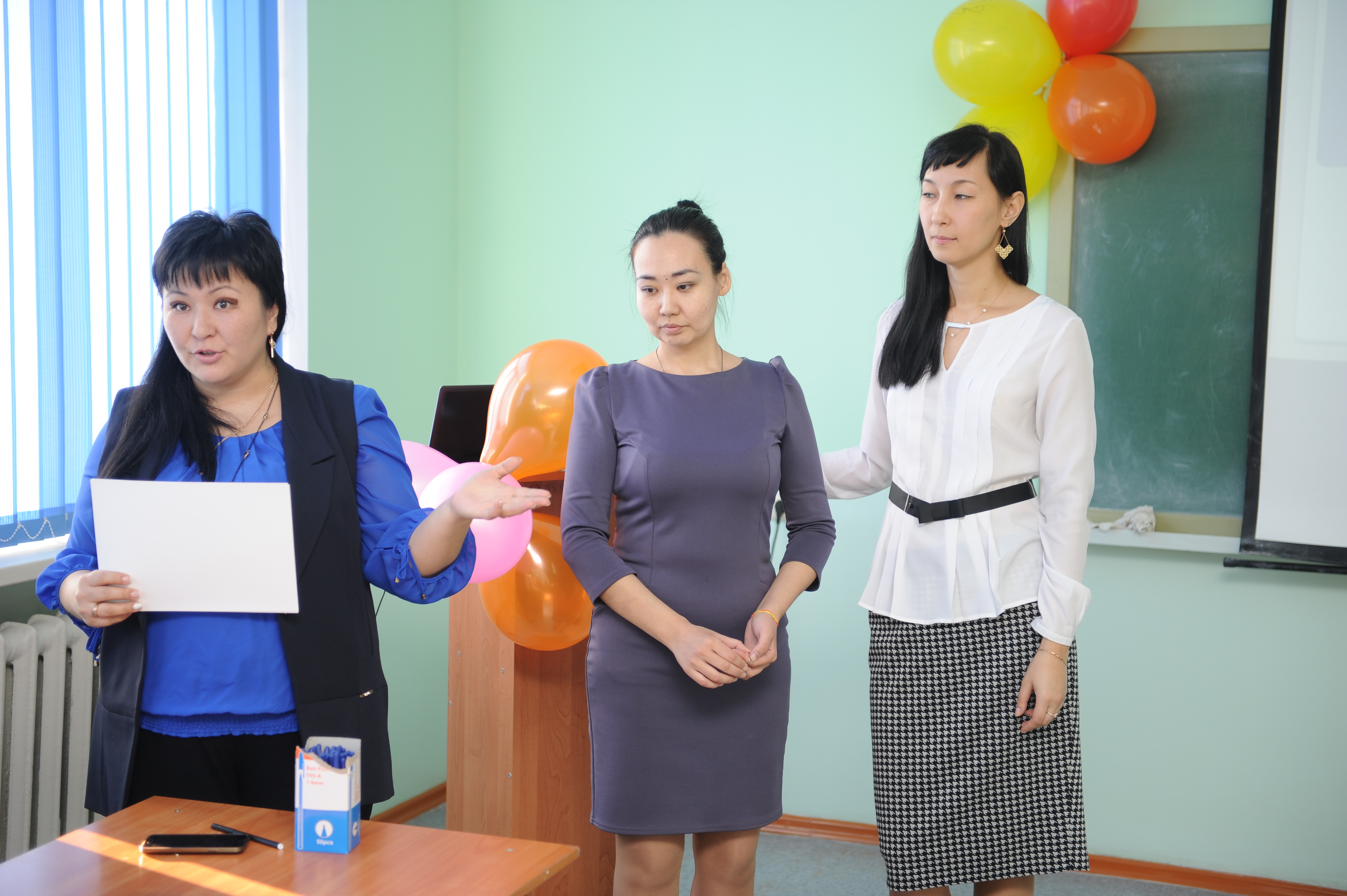Round table discussion students -  Senior Teacher Of The Department Of Russian And Foreign Languages A E Zhumabekova Said That The Holding Such Kind Of Round Tables Makes