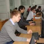Студенты КарГТУ и КПТК за решением задач