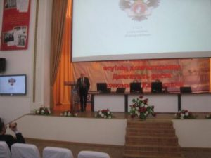 Выступление доктора физико-математических наук, профессора Смирнова Михаила Борисовича на научно-методическом семинаре КарГТУ.