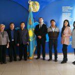 Встреча с делегацией Департамента транспорта г. Пусан (Южная Корея) с целью ознакомления учебно-лабораторной базой для подготовки специалистов автомобильного транспорта.