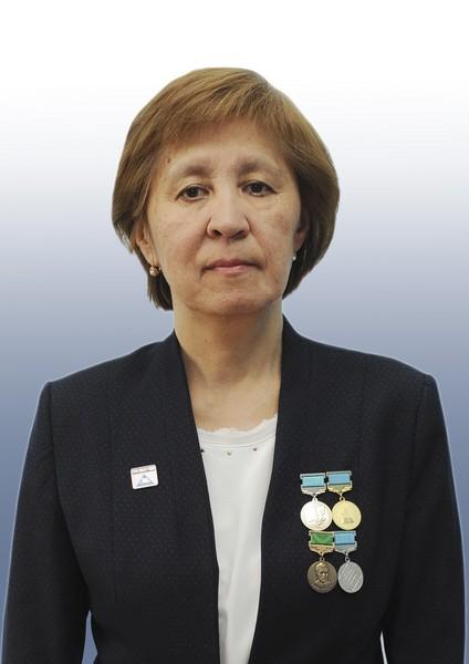 Алпысбаева Назым Амангазыевна, проректор по воспитательной работе