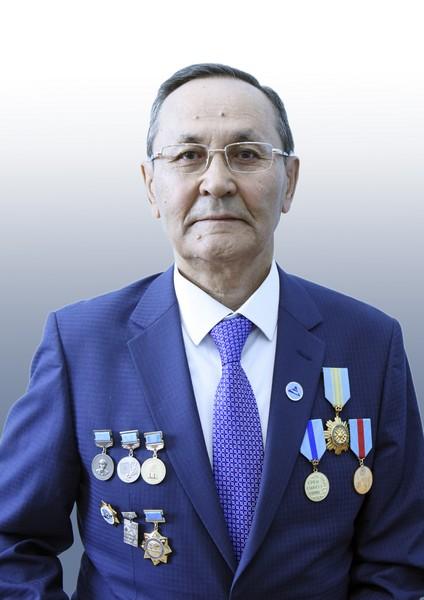 Интыков Токмирза Смагулович, профессор кафедры ТТиЛС
