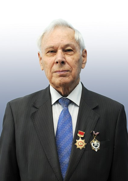 Левицкий Жорж Георгиевич, профессор кафедры РАиОТ
