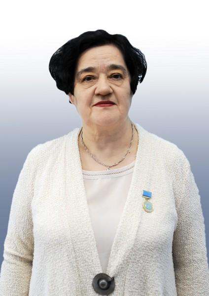 Любченко Маргарита Владимировна, ст. преподаватель кафедры АиД