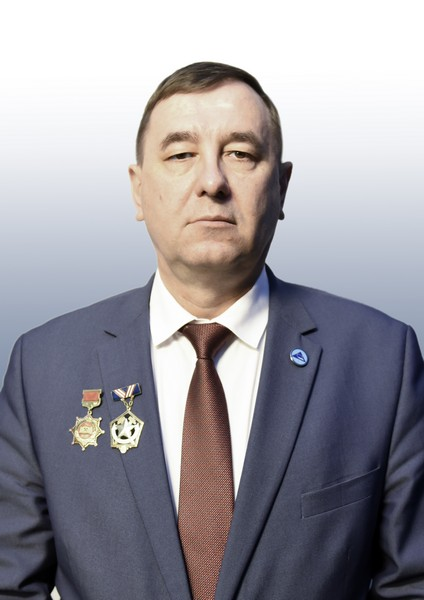 Ожигин Сергей Георгиевич, проректор по научной работе