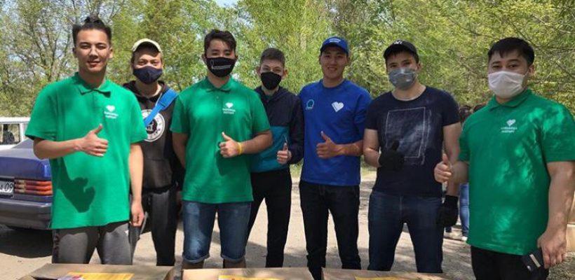 наши волонтеры